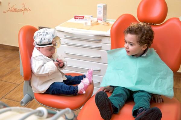 piccola dentista