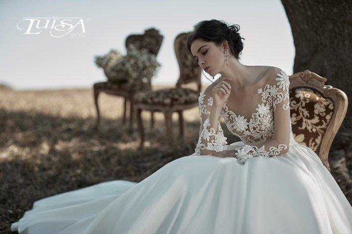 35208e20e777 La scelta dell abito da sposa